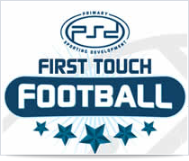 First touch football