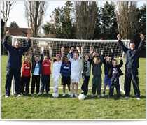 Sports team coaching & management
